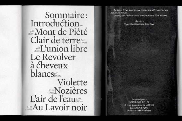 André Breton – Clair de Terre 1