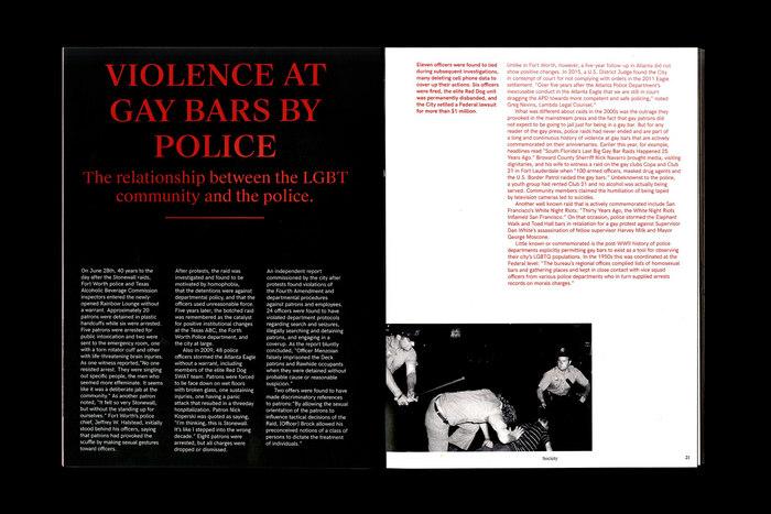 Marsha magazine 1