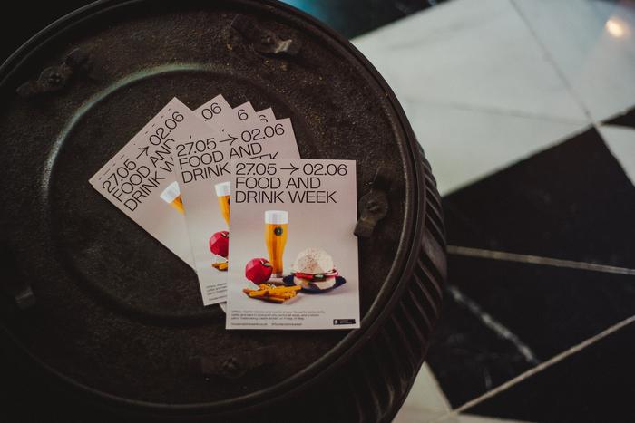 Food and Drink Week 3