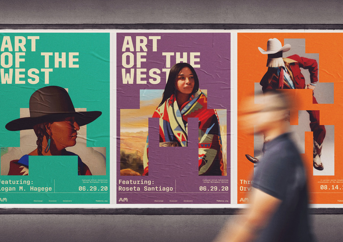 Art of the West (fictional rebrand) 2