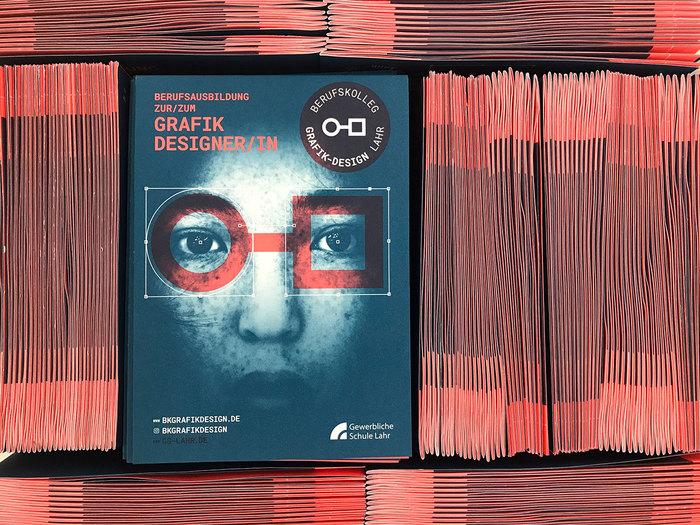Berufskolleg Grafik-Design Lahr, Infotag 2019 poster 4