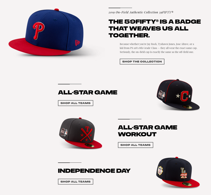 """We Reign As One"" campaign, New Era Cap 5"