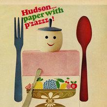 Hudson Napkins ad (1966)