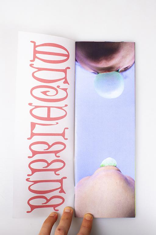 Bubblegum photozine 6