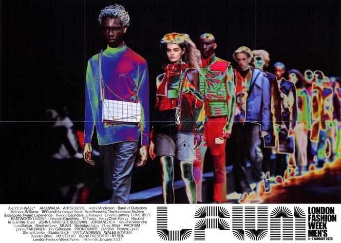 London Fashion Week Men's FW20 1