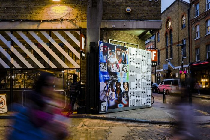 London Fashion Week Men's FW20 5