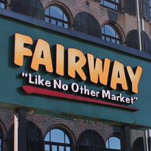 Fairway Market logos