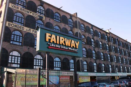 Fairway Market logos
