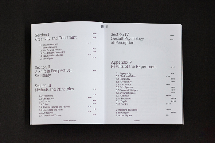 A Shift in Perspective: An Investigation into Creativity from Constraint 4