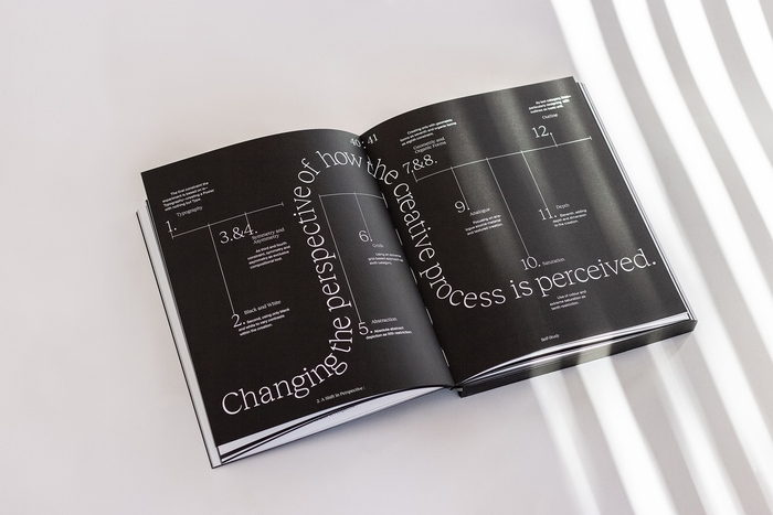A Shift in Perspective: An Investigation into Creativity from Constraint 7