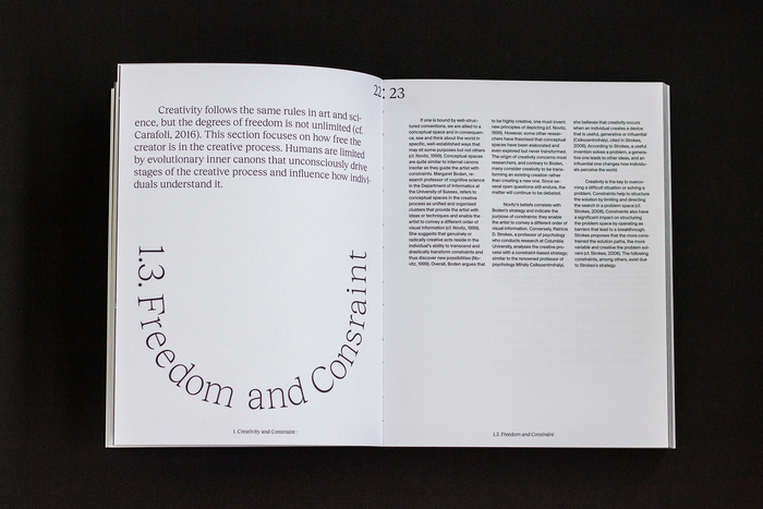 A Shift in Perspective: An Investigation into Creativity from Constraint 5
