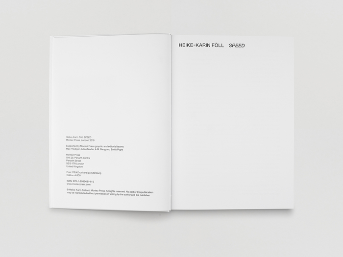 Heike-Karin Föll – SPEED 2