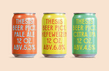 Thesis Beer Project