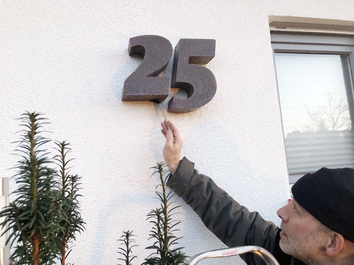 Koning house numbers 3
