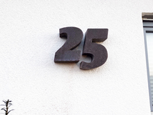 Koning house numbers