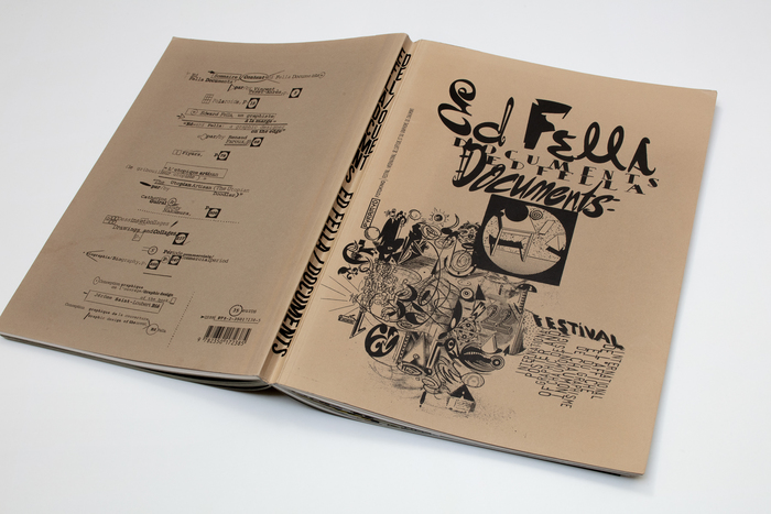 Ed Fella, Documents 2