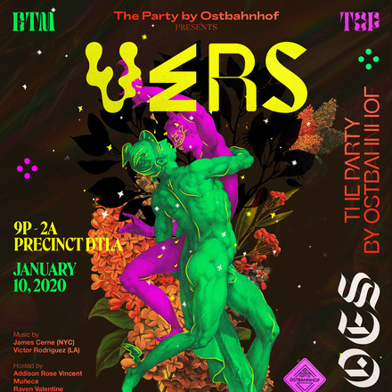 The Party by Ostbahnhof presents VERS: Anything Goes, January 2020