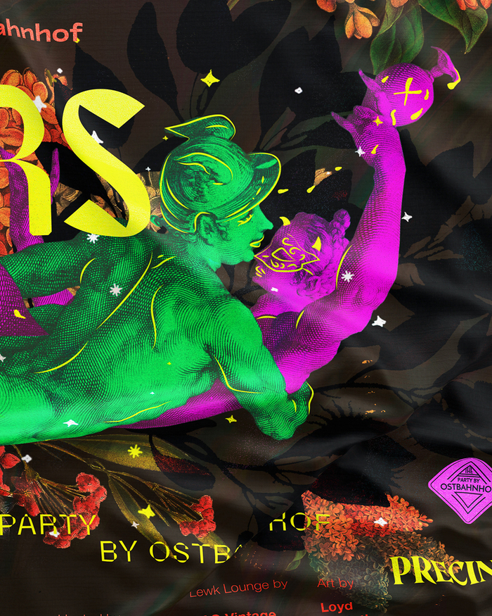 The Party by Ostbahnhof presents VERS: Anything Goes, January 2020 6