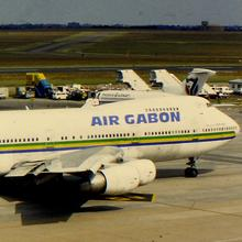 Air Gabon logo