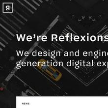 Reflexions website