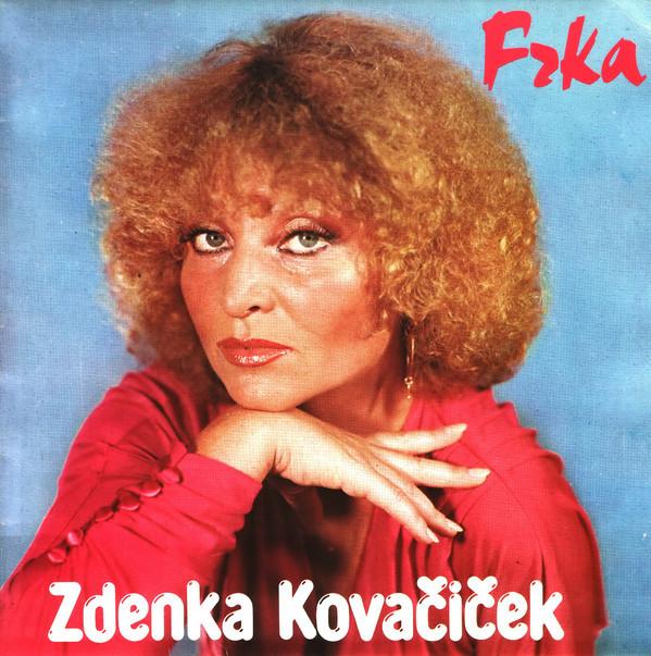 Zdenka Kovačiček – Frka album art 1