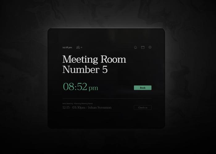 Humly Room Display 2