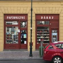 Papírnictví Dárky Drogerie, Prague