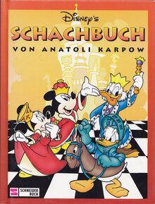 <cite>Disney's Schachbuch</cite> by Anatoly Karpov