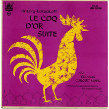<cite>Rimsky-Korsakoff: Le Coq D'Or Suite And Popular Concert Music</cite>