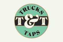 Trucks & Taps brand identity