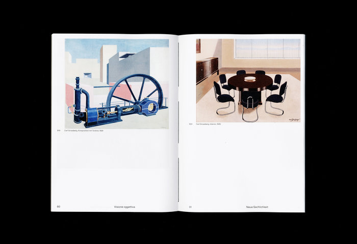 Visione Oggettiva. L'oggetto della raffigurazione tra la Neue Sachlichkeit e la Scuola di Düsseldorf 10
