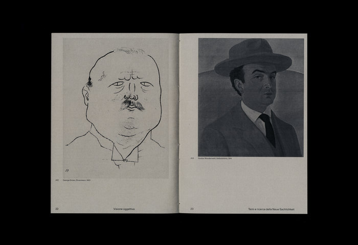Visione Oggettiva. L'oggetto della raffigurazione tra la Neue Sachlichkeit e la Scuola di Düsseldorf 6