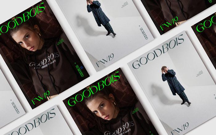 Goodbois FW19 Lookbook 1