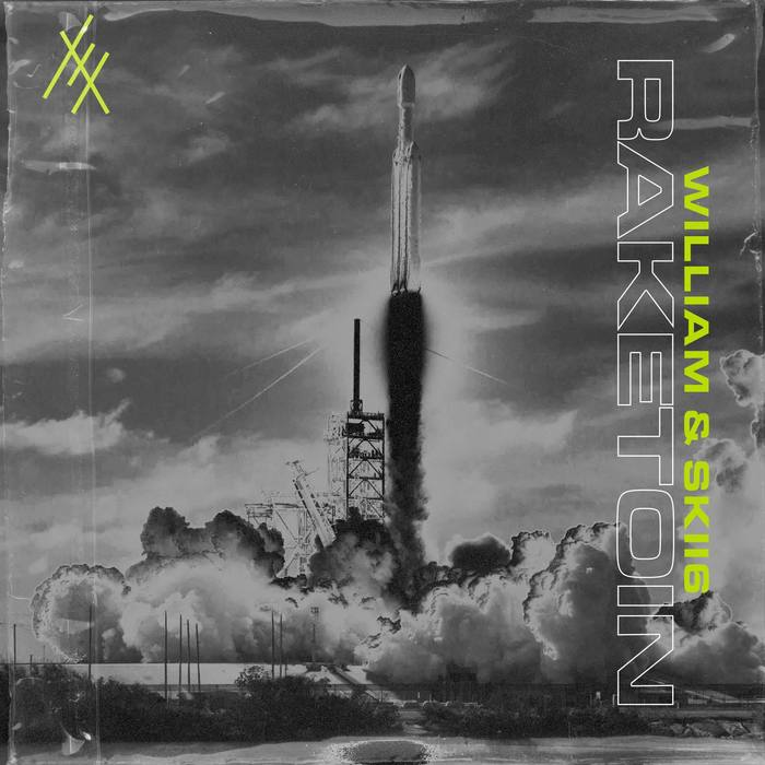 """Raketoin"" single and Sorrynotsorry album – William 2"