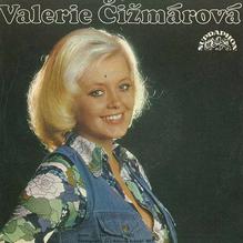 Valérie Čižmárová singles (Supraphon, 1977–1981)