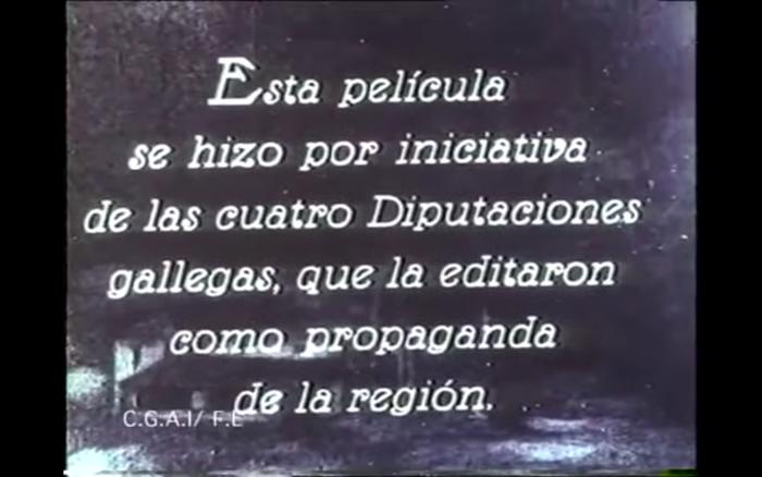 Un viaje por Galicia (1929) titles 1