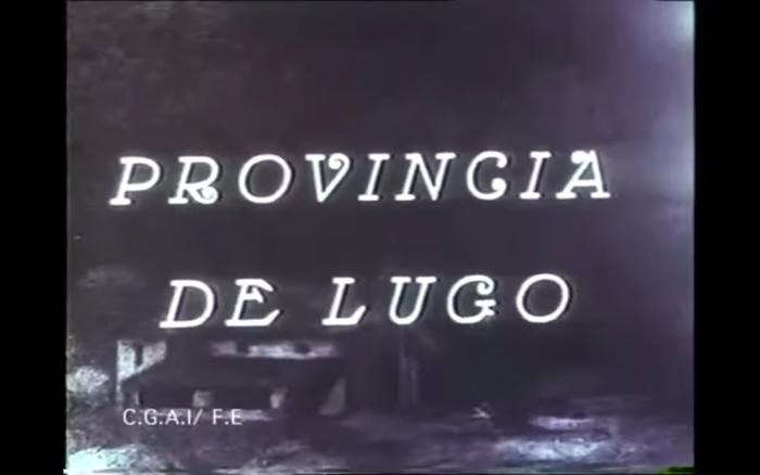 Un viaje por Galicia (1929) titles 3