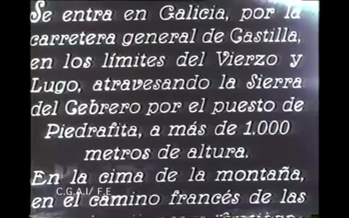 Un viaje por Galicia (1929) titles 4