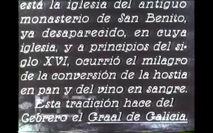Un viaje por Galicia (1929) titles 6