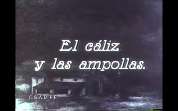 Un viaje por Galicia (1929) titles 11