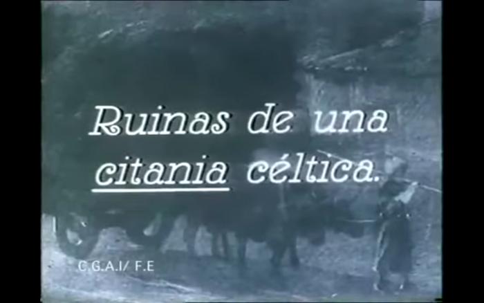 Un viaje por Galicia (1929) titles 16