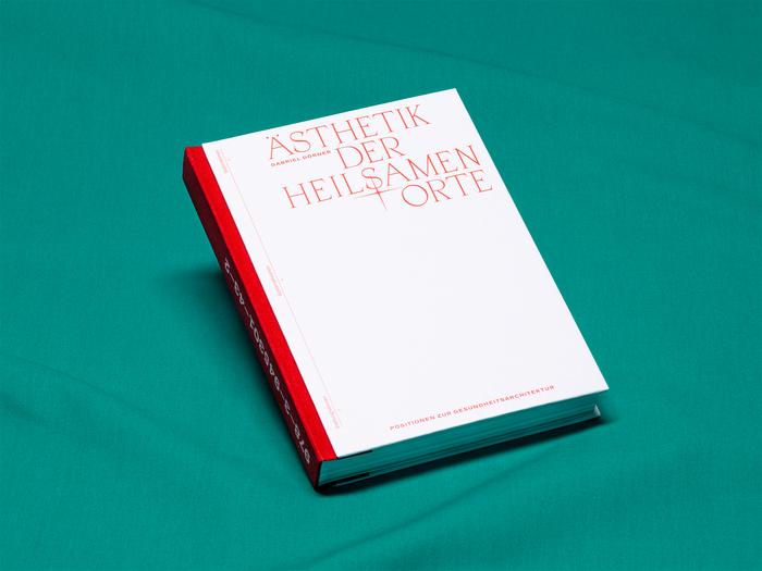 Publication Ästhetik der heilsamen Orte, Lucia-Verlag Weimar, 2019