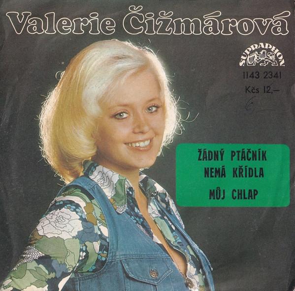 Valérie Čižmárová singles (Supraphon, 1977–1981) 1