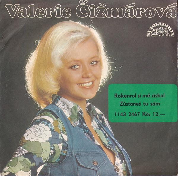Valérie Čižmárová singles (Supraphon, 1977–1981) 3