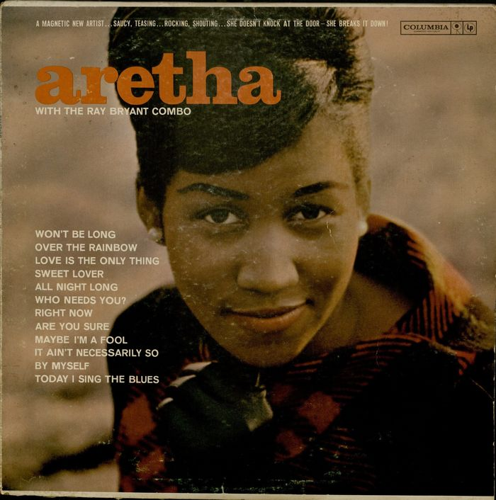 Aretha Franklin with the Ray Bryant Combo – Aretha Franklin