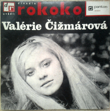 """Sunny"" / ""Čekám"" – Valérie Čižmárová (Panton, 1969)"