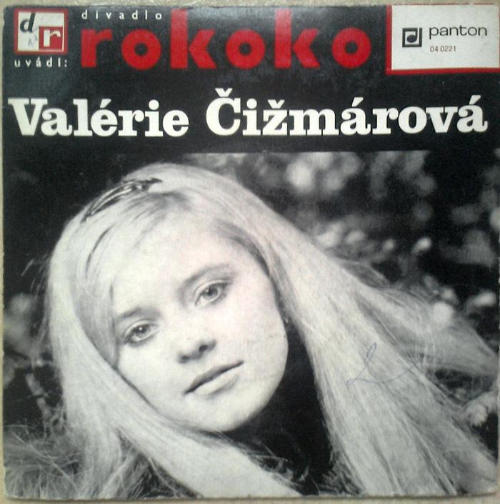 """Sunny"" / ""Čekám"" – Valérie Čižmárová (Panton, 1969) 1"