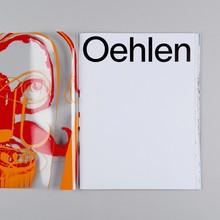 Albert Oehlen exhibition catalogue
