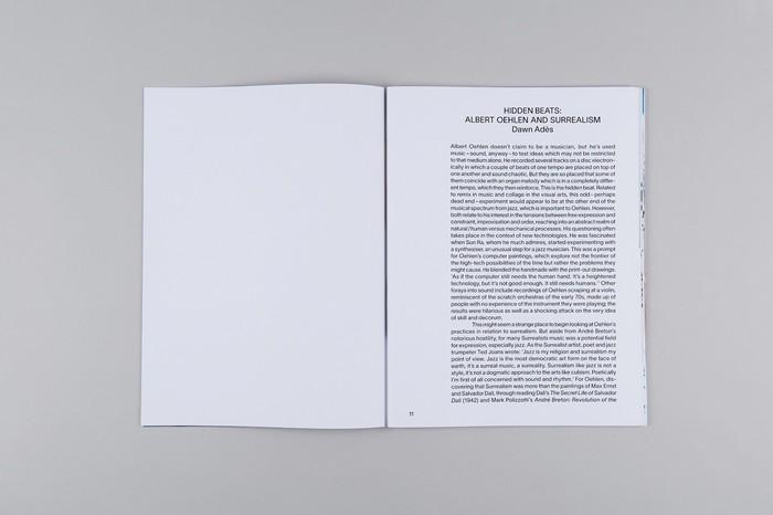 Albert Oehlen exhibition catalogue 5