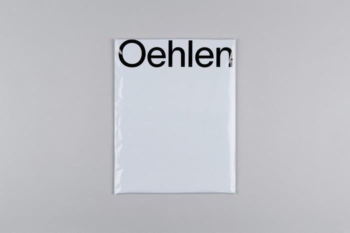Albert Oehlen exhibition catalogue 1